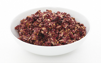 Beet Apple Granola