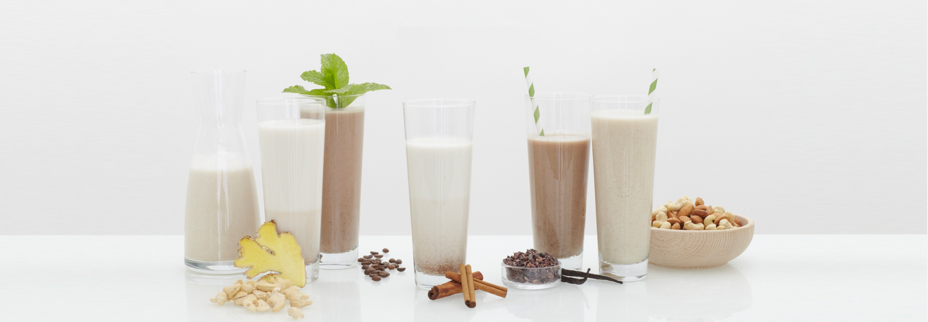 Organic Nut Milks