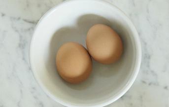 Pasture-Raised Hard Boiled Egg