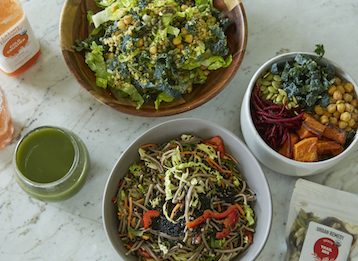 Plant-Based Anti-Inflammation Meal Plan