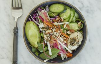 Umeboshi Sushi Salad