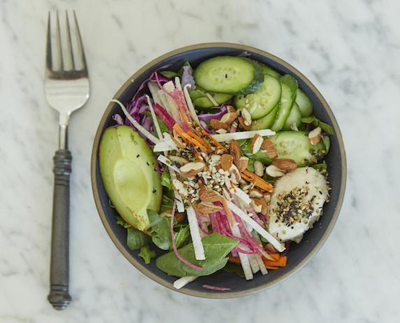 Umeboshi Salad